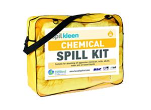 PVC Shoulder Bag Spill Kit